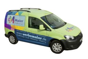 Autobeschriftung Speyer