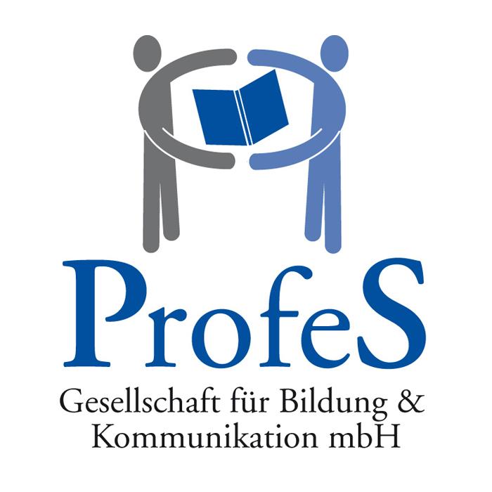 Logo, Briefbögen, Flyer für das Bildungszentrum Profes aus Germersheim