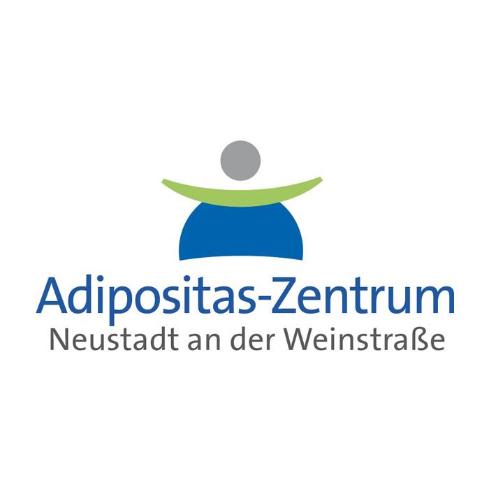Logo, Broschüren Flyer für das Adipositas Zentrum in Neustadt an der Weinstraße