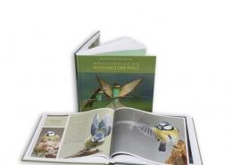 Buchdruck und Seitengestaltung für die Pollichia aus Neustadt