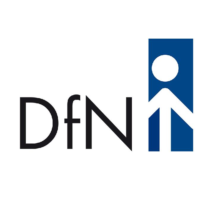 Logo-Erstellung, Briefbögen und Webseiten für DFN aus Heidelberg