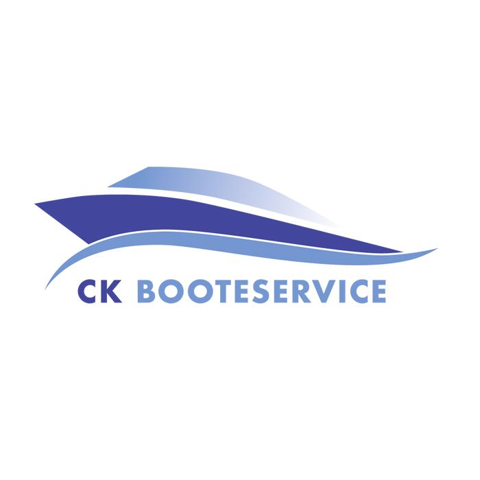 Logo, Flyer und T-shirts für CK Bootsservice aus Lustadt