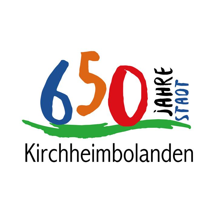 Logo, Chronik und Bildband für Kirchheimbolanden