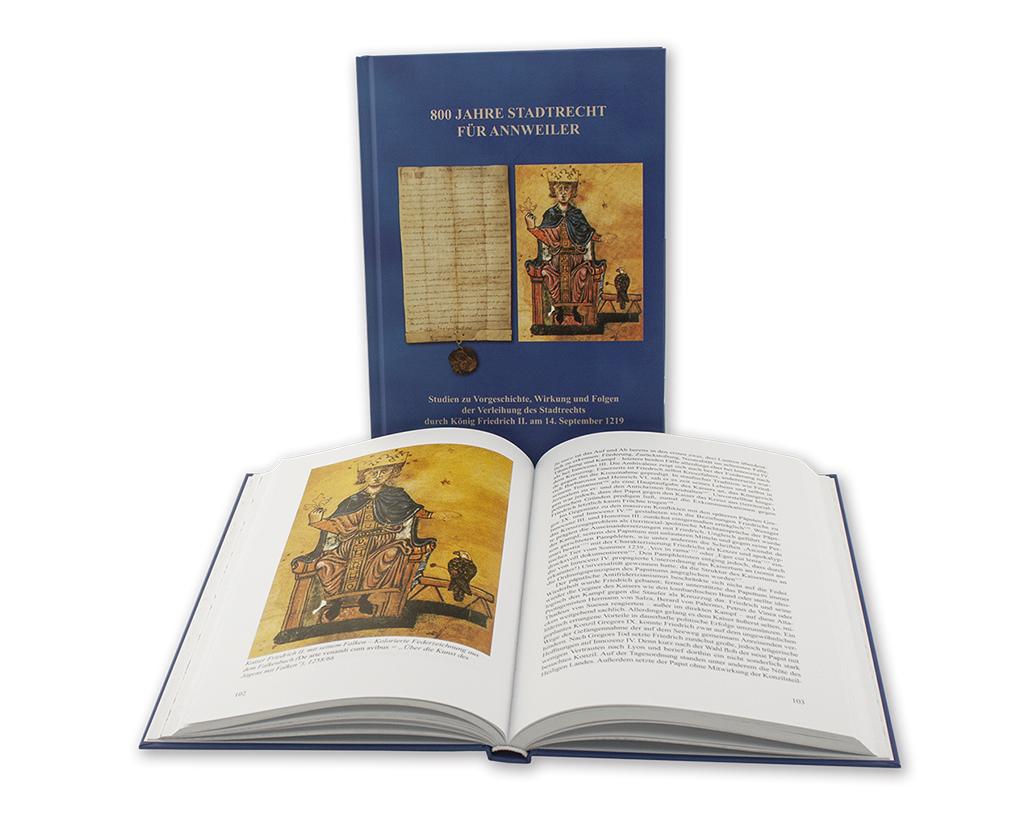 Trifelsverein Annweiler – 800 Jahre Stadtrecht für Annweiler